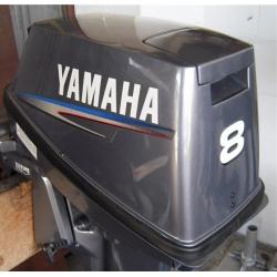 Мотор подвесной Yamaha 6(C)MH, 8(C)MH