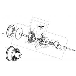 Регулятор центробежный С40601900-08