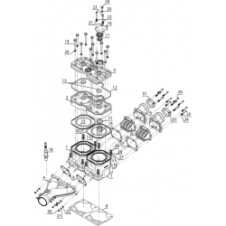 Циллиндровая группа К20500610