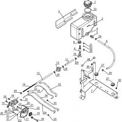 Система впрыска масла С40800360-02