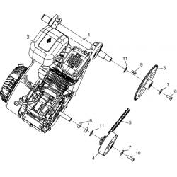 Трансмиссия C70600100