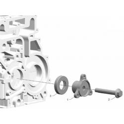 Кривошипно - шатунный привод 2