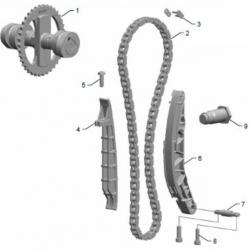 Клапанный механизм 1