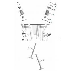 Клапанный механизм 3