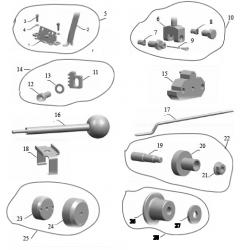 Инструменты и вспомогательное оборудование WM