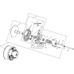 Регулятор центробежный С40600900-04