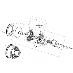 Регулятор центробежный С40601900-07
