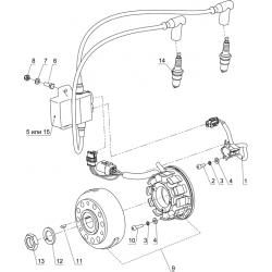 Система зажигания (DUCATI)