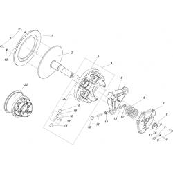 Регулятор центробежный С40600400-06