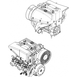 Двигатель С40500500-13