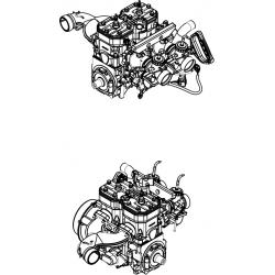 Двигатель К20500600
