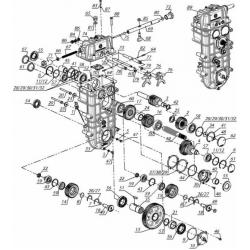 Коробка передач С40602950-03