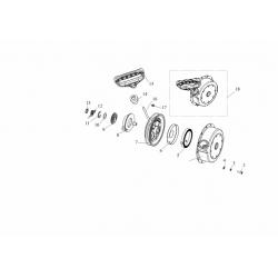 Стартер ручной  С40500220-01