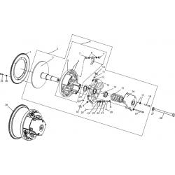 Регулятор центробежный С40601900