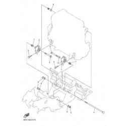 Подвеска двигателя/Vent TF