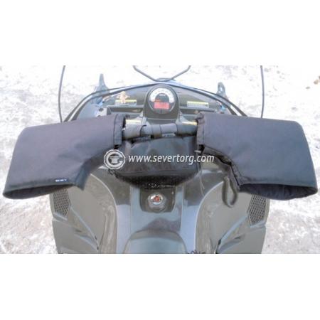Защита рук на снегоход/квадроцикл (Трек)