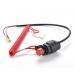 Аварийный выключатель со шнуром с креплением на панель приборов  (Китай)
