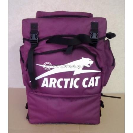 Кофр для снегохода Arctic Cat 470х550х680 (Трек)