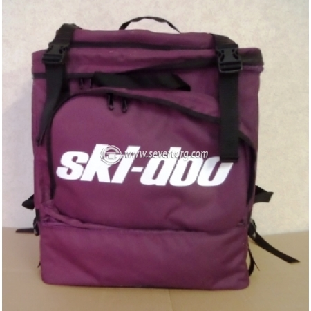 Кофр для снегохода Ski-Doo 500х360х600 (Трек)