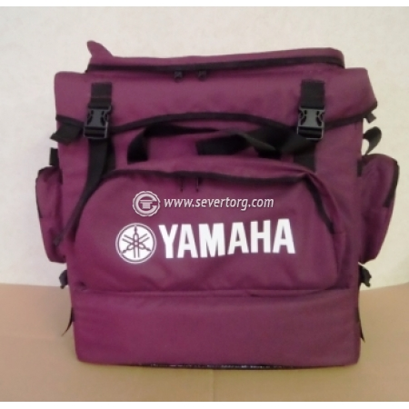 Кофр для снегохода Yamaha Venture MP 560х400х570 (Трек)