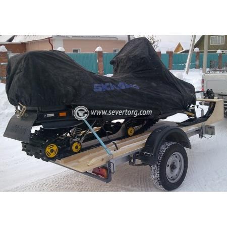 Чехол для снегохода Тайга траспортировочный (Трек)
