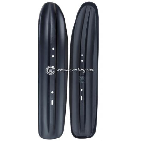 Накладки на лыжу подготовленные (Тайга, Yamaha) 1050*300*6 (7) компл. 2 шт.